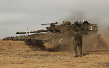 Konflikt w Strefie Gazy. Taka reakcja Izraela nie b�dzie zaskoczeniem