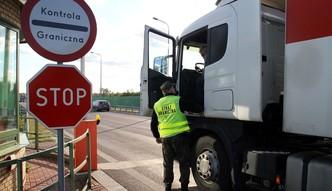 KAS w akcji. Wzmożone kontrole na granicy z Niemcami