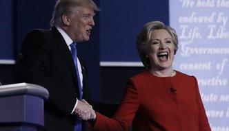 Debata Clinton - Trump. Kandydaci na prezydenta o swoich pomys�ach na gospodark�