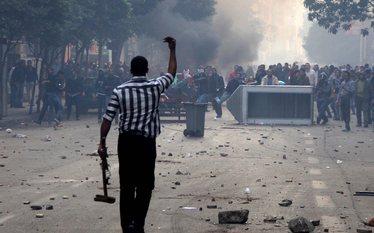 Zamieszki w Egipcie. 49 os�b zgin�o w starciach