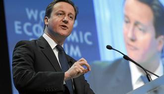 Wizyta Davida Camerona w Warszawie. Brytyjski premier chce przekona� Warszaw� do swych postulat�w wobec UE