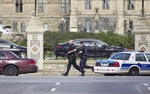 Strzelanina w gmachu parlamentu w Kanadzie