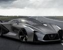 Kolejny Nissan GT-R R36 b�dzie hybrydowy i futurystyczny