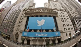 Akcje Twittera najta�sze w historii. Przej�cie firmy coraz bardziej realne
