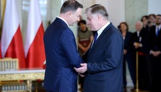 Nowy rz�d PiS. Krzysztof Jurgiel obj�� resort rolnictwa