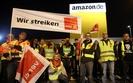 Strajk pracownik�w Amazona w Niemczech. Protestuje pi�� zak�ad�w