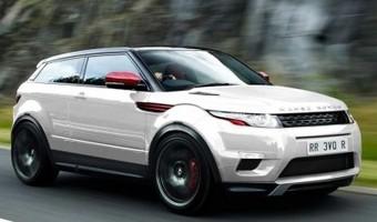 Range Rover Evoque R - tak będzie wyglądał?