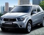 SsangYong Korando Sports - pickup dla mas?