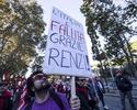 Wielka antyrz�dowa manifestacja w Rzymie