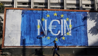 Referendum w Grecji mo�e zdecydowa� o wyj�ciu ze strefy euro