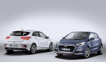 Hyundai i30 Turbo - nerwowy mieszczuch