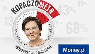 Kopaczometr Money.pl: Premier robi wiele dla student�w i m�odych. Przedwyborcza zagrywka?