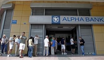 Po weekendzie w greckich bankach mo�e zabrakn�� got�wki