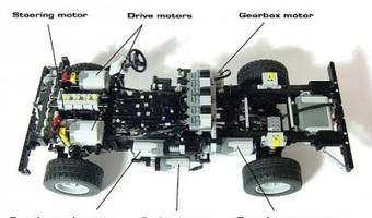 Land Rover Defender 110 z... klocków LEGO