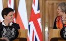 Theresa May zapewnia, że obywatele UE nie będą musieli opuszczać Wysp