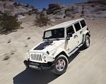 Potężne koła i trochę naklejek, czyli Jeep Wrangler Mojave