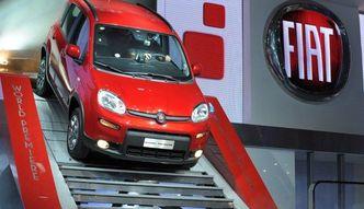O ponad 10 proc. spad�y akcje Fiata na gie�dzie w Mediolanie