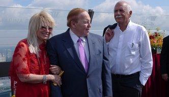 Sheldon Adelson, król kasyn Vegas, chce zainwestować w Tokio. Stawia jeden warunek