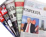 �rednia sprzeda� gazet w Polsce. To z�e wyniki