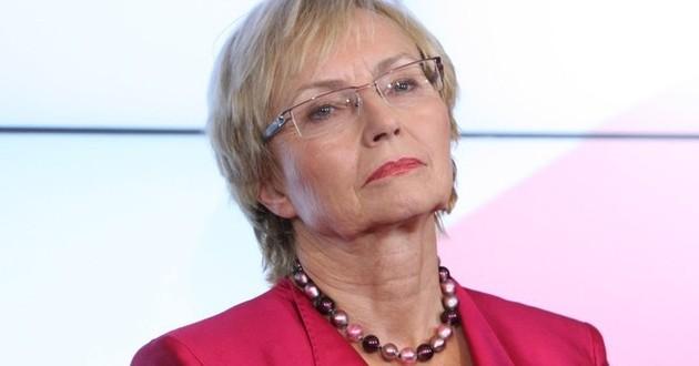 prof. Lena Kolarska-Bobińska, minister nauki
