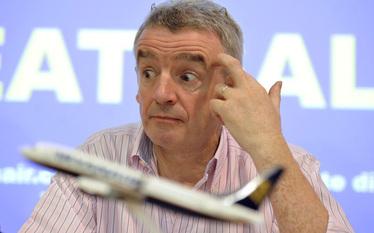 Michael O'Leary dla Money.pl: Nudny Ryanair otworzy 20 nowych po��cze� w Polsce