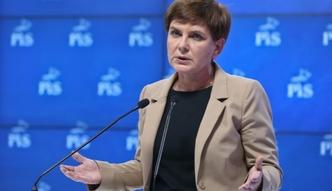 Beata Szyd�o: Szczurek nieodpowiedzialny. Mo�e wywo�a� panik� na rynku