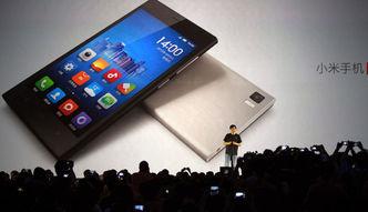 Chi�ski Xiaomi pobi� rekord sprzeda�y telefon�w