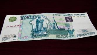 Kryzys w Rosji. Zaskakuj�ca prognoza dotycz�ca rubla