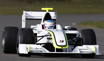 Ray-Ban sponsorem Brawn GP