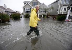 Efekt zeszłorocznego huragany Sandy