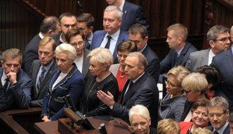 PO zawiesza protest na sali plenarnej. Przerwa w obradach Sejmu