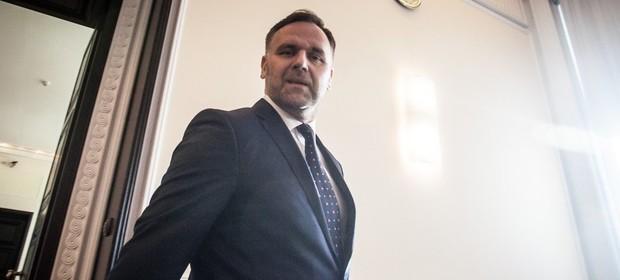 Dawid Jackiewicz, minister Skarbu Państwa
