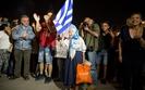 """Mocne """"nie"""" Grek�w w referendum. Podano ko�cowe wyniki"""