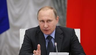 """Putin: """"To si� mo�e dla wszystkich �le sko�czy�"""""""