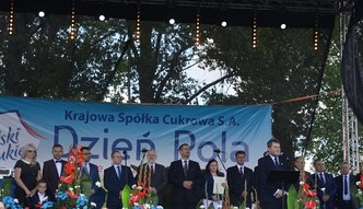 Dzie� Pola 2016 Krajowej Sp�ki Cukrowej S.A. - Hulcze, 16 czerwca 2016 r.