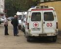 Wypadek drogowy w centrum Petersburga. 26 os�b ranych