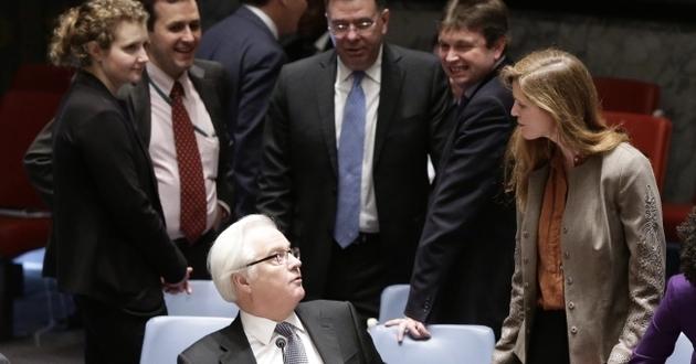 Ostra wymiana zda� pomi�dzy dyplomatami Rosji i USA w ONZ