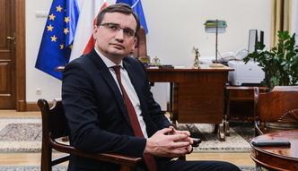 Nowy rz�d PiS. Zbigniew Ziobro obj�� stanowisko ministra sprawiedliwo�ci