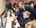 Donald Tusk otworzy� dom dziecka w Odporyszowie