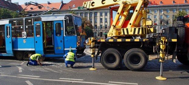 """Niektóre wrocławskie tramwaje mają już kilkadzisiąt lat i są po """"przejściach"""""""