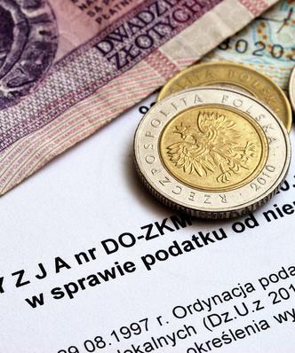 Podatek katastralny - polityczny straszak czy bud�etowa konieczno��?