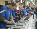 Wiadomości: Produkcja przemysłowa w lutym wzrośnie o ok. 3 proc.