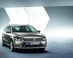 Volkswagen CrossPassat - z rodziną w (lekki) teren