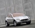 Zapowiedź pierwszego SUV-a Maserati ujrzymy we Frankfurcie?