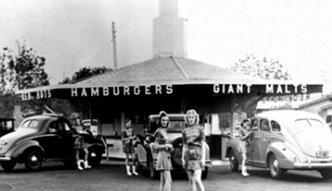 77. urodziny McDonald's. Nie uwierzycie, jak wyglądał pierwszy lokal tej sieci