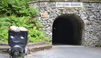 Z�oty Stok. Blisko 700 lat dr��enia podziemnych tuneli