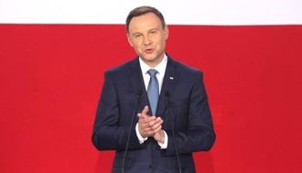 """Prezydent Duda: """"dobra zmiana"""" ma podnieść poziom życia Polaków"""