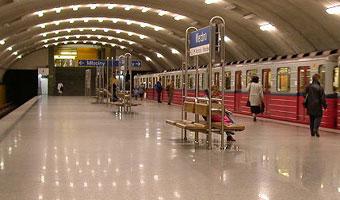 Więcej metra w Warszawie