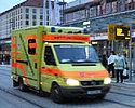 Wypadek polskiego autokaru w Niemczech. 22 osoby ranne, 2 ci�ko