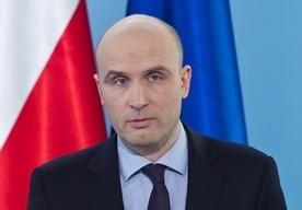 Minister środowiska Marcin Korolec